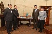 Návštěva z Kazachstánu