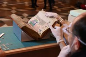 Nebeský žebřík - výstava originálů modlitebních knih