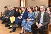 Slavnostní udělení Ceny Rudolfa Medka 2019