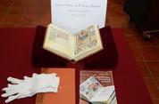 Středověká kniha na dosah
