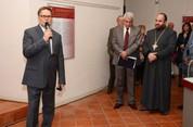Arménské knižní umění v průběhu staletí - vernisáž výstavy