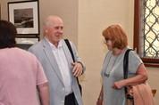Alfred Šupík: Můj velký svět - moje domovina / vernisáž výstavy