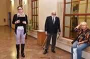 Arnošt Paderlík 100 let - vernisáž výstavy