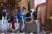 Výjimečné vystavení originálů rukopisů z doby Václava IV.