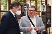 (Ne)šťastná Ukrajina - vernisáž výstavy