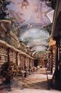 Barokní knihovní sál