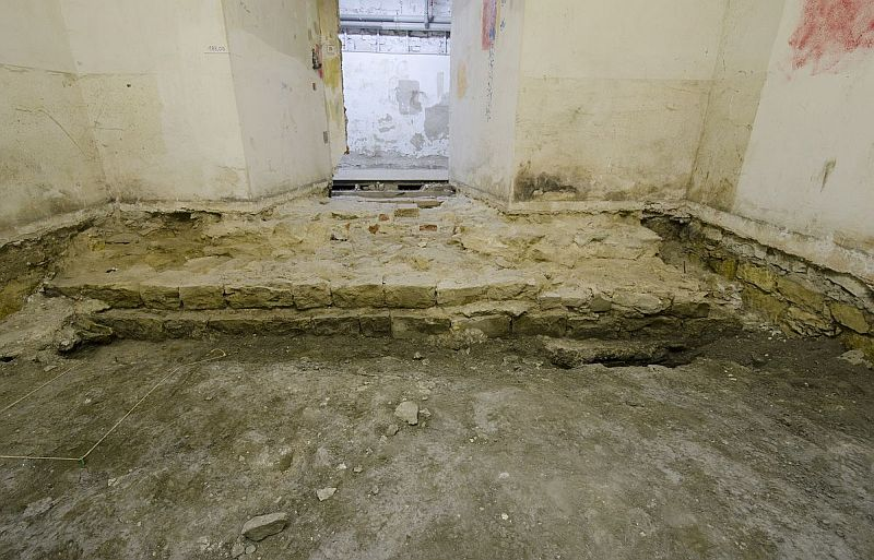 Archeologové objevili dominikánský klášter