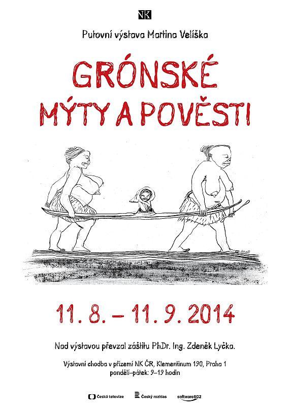 Grónské mýty a pověsti