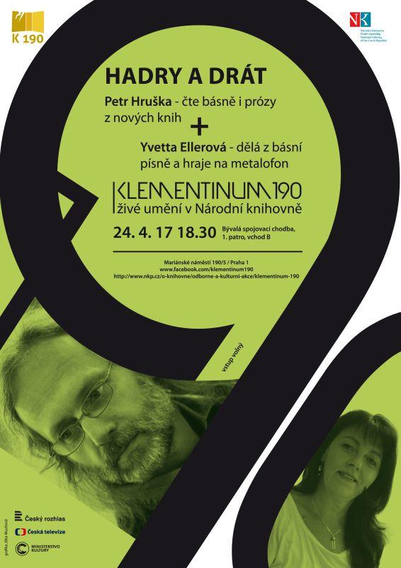 Klementinum 190: Hadry a drát