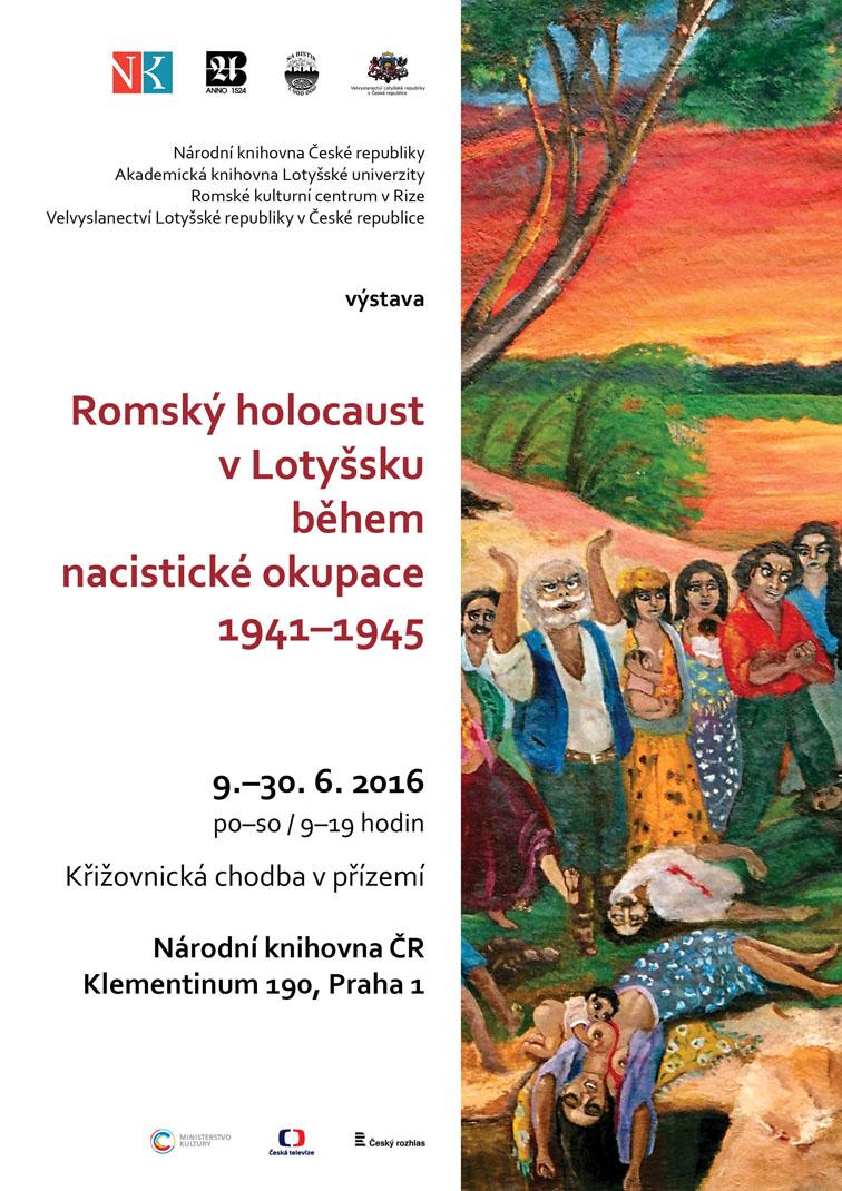 Romský holocaust v Lotyšsku