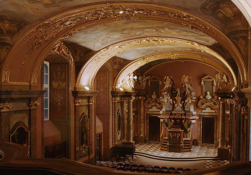 Svatováclavské slavnosti v Zrcadlové kapli