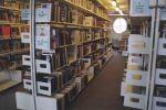 Slovanská knihovna - studovna