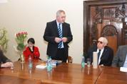 Předání Ceny Rudolfa Medka 2008